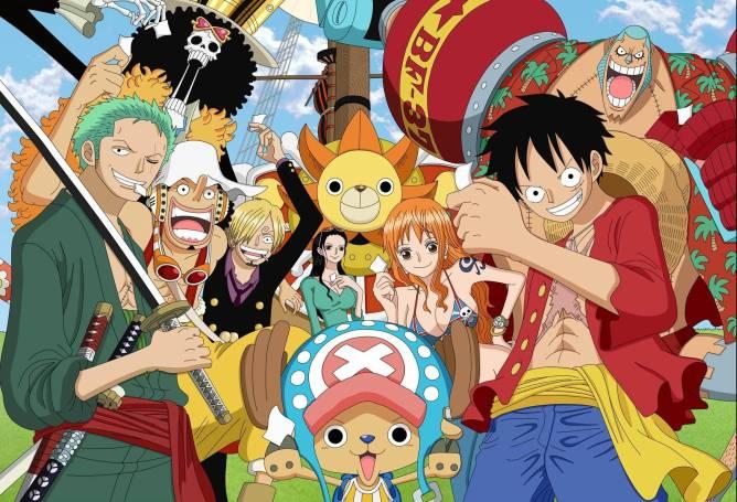 One-Piece-วันพีช