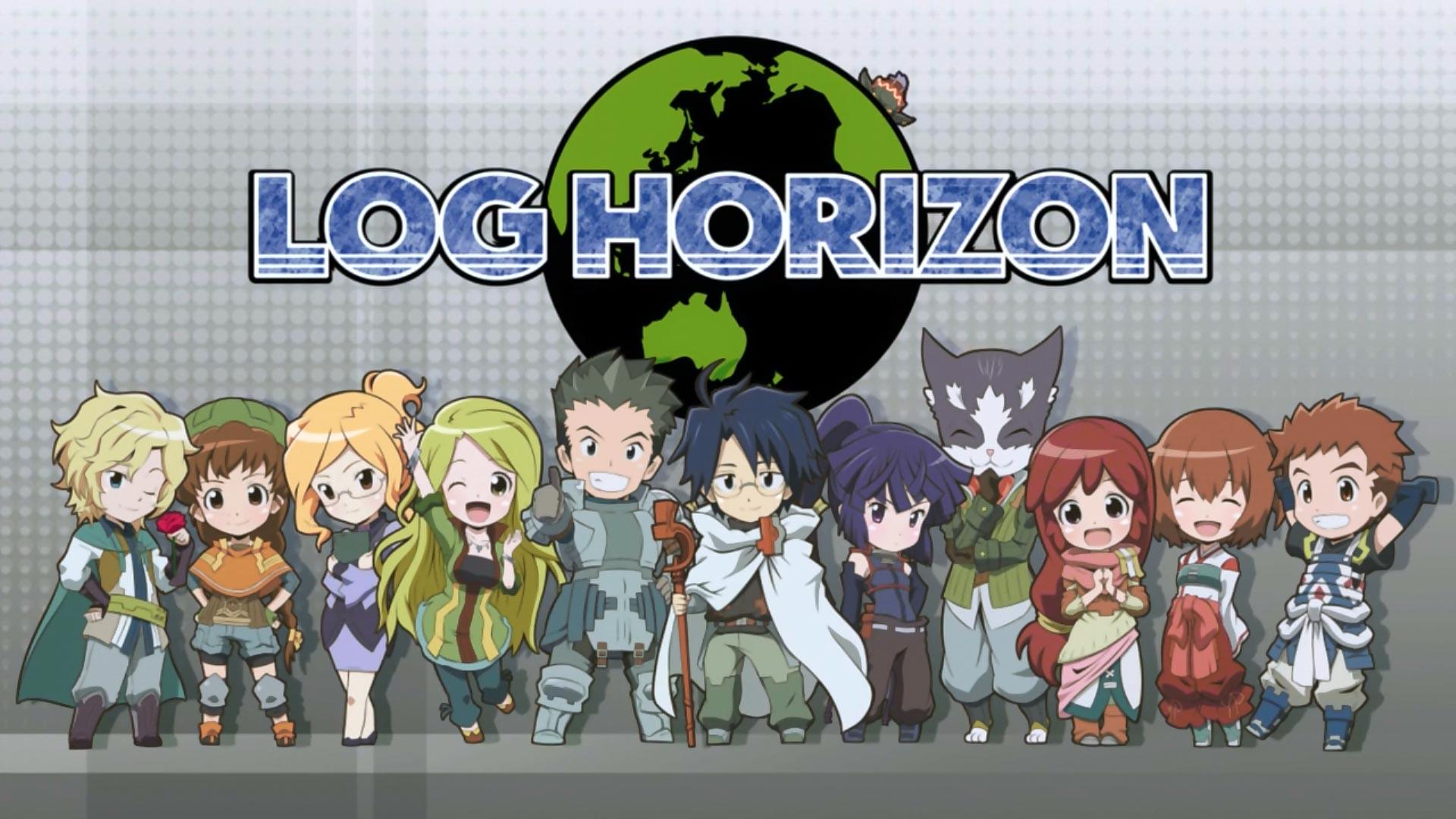log-horizon