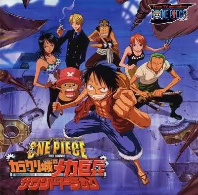 >วันพีชเดอะมูฟวี่ 7 (One Piece The Movie 7) ทหารหุ่นยนต์ยักษ์แห่งปราสาทคาราคุริ พากย์ไทย ซับไทย