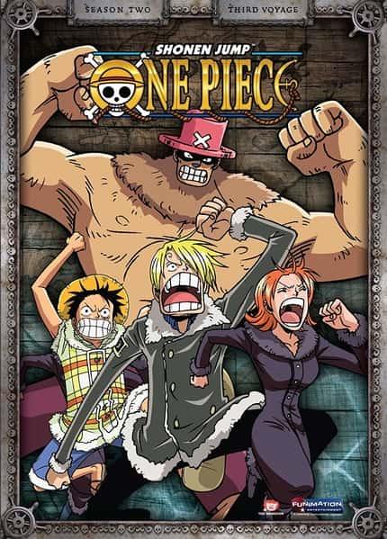 >วันพีช One Piece ภาค 2 มุ่งสู่แกรนด์ไลน์ ตอนที่ 53-76 พากย์ไทย