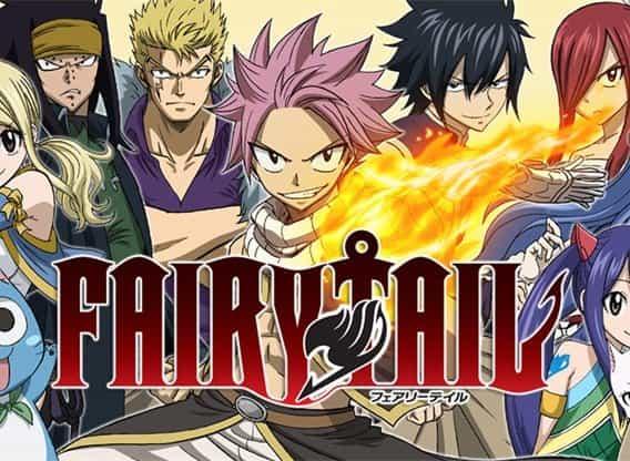 >Fairy Tail ดูแฟรี่เทลตอนที่ 1-328 พากย์ไทย ซับไทย ทั้งหมด ครบทุกตอน