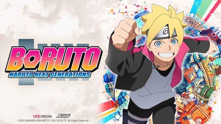 >ดูโบรูโตะ Boruto: Naruto Next Generations ตอนที่ 1-188 ซับไทย