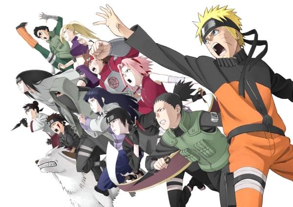 >Naruto Shippuden The Movie 6: นารูโตะ ตำนานวายุสลาตัน เดอะมูฟวี่ 6 ผู้สืบทอดเจตจำนงแห่งไฟ พากย์ไทย HD (2009)