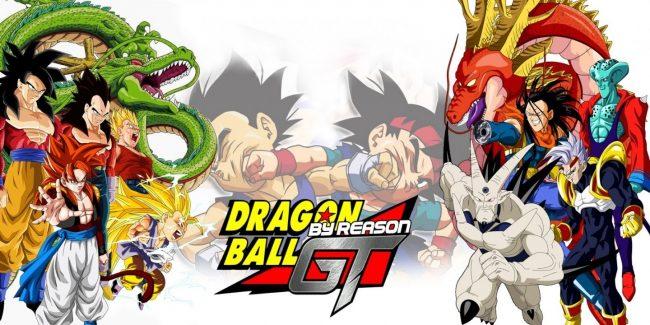 >Dragonball GT ดราก้อนบอล จีที ตอนที่ 1-64 พากย์ไทย