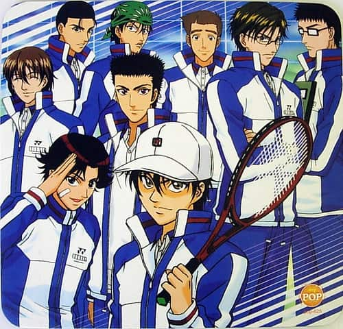 >The Prince of Tennis ปริ๊นซ์ ออฟ เทนนิส ตอนที่ 1-178 พากย์ไทย