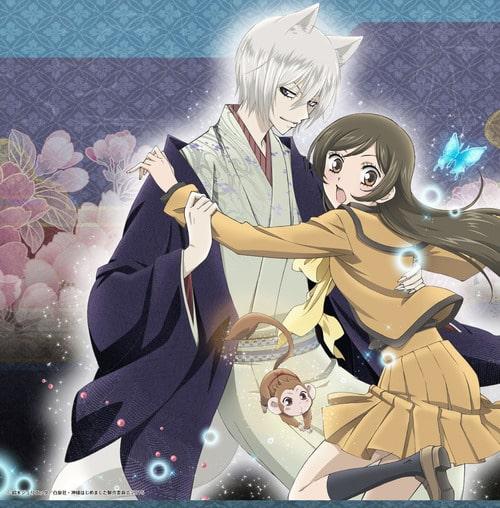 >Kamisama Hajimemashita จิ้งจอกเย็นชากับสาวซ่าเทพจำเป็น ภาค1-2 พากย์ไทย ซับไทย