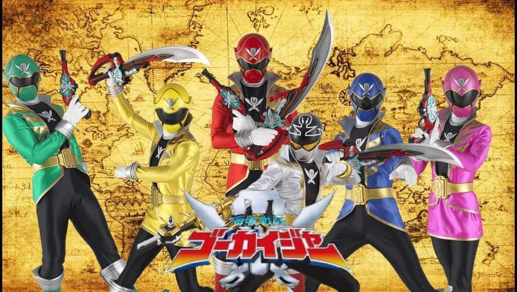 >Kaizoku Sentai Gokaiger ขบวนการโจรสลัด โกไคเจอร์ ตอนที่ 1-51 พากย์ไทย