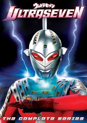 >Ultraman Seven อุลตร้าเซเว่น ตอนที่ 1-49 พากย์ไทย