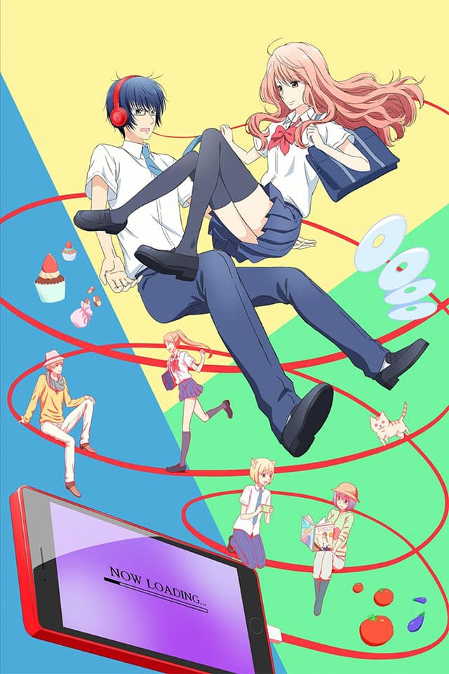 >3D Kanojo: Real Girl (ภาค1) ตอนที่ 1-12 ซับไทย