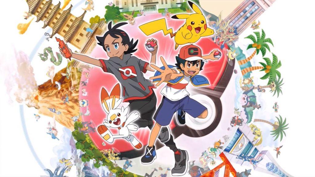 >Pokemon Journey โปเกม่อน เจอร์นีย์ ปี23 ตอนที่ 1-48 พากย์ไทย