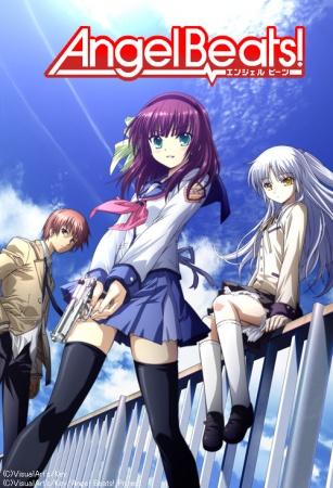 >Angel Beats! ตอนที่ 1-13+OVA พากย์ไทย