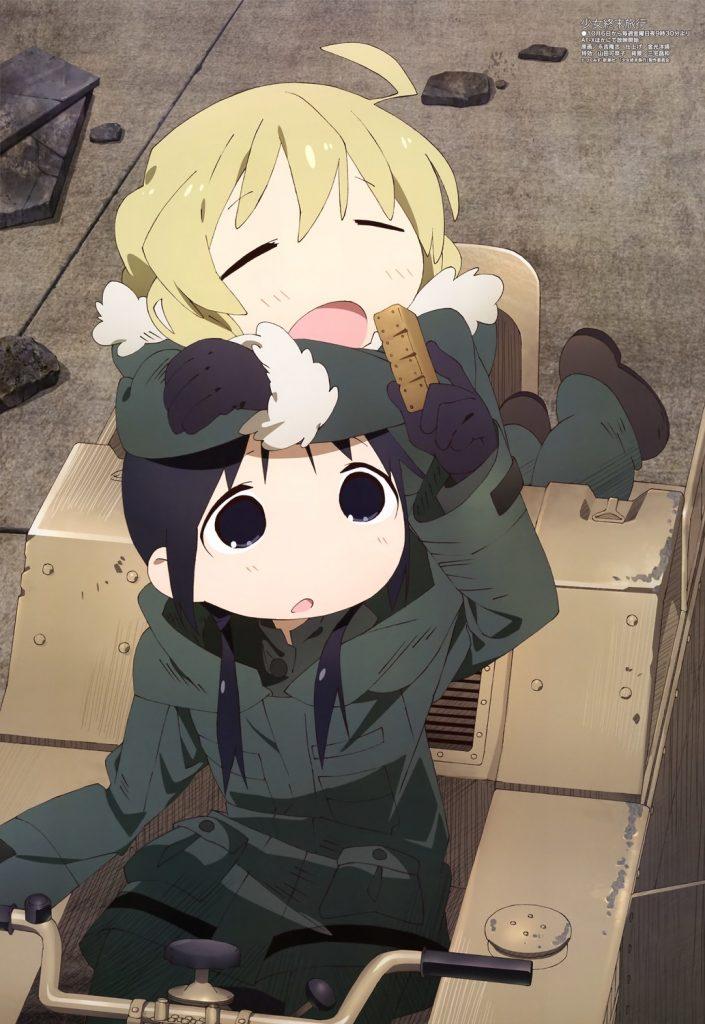 >Shoujo Shuumatsu Ryokou สองสาวหลังวันสิ้นโลก ตอนที่ 1-12 ซับไทย