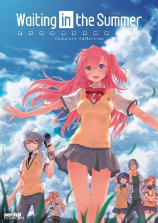 >Waiting In The Summer ซัมเมอร์รักจากต่างดาว ตอนที่ 1-12+OVA พากย์ไทย