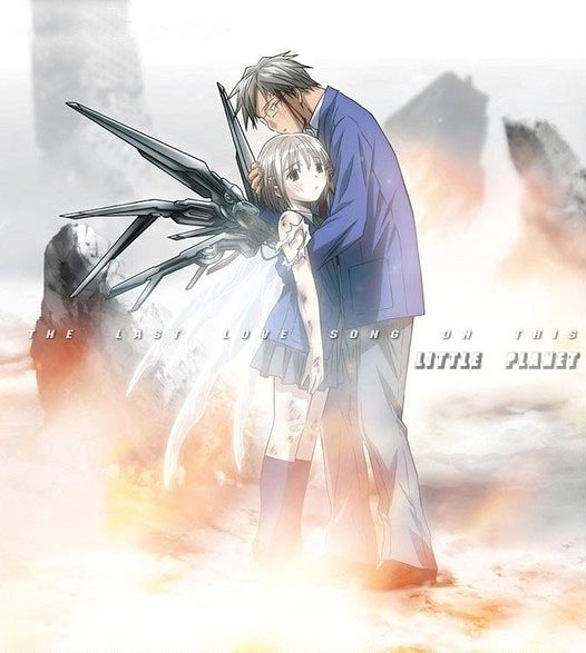 >Saikano อาวุธสุดท้ายคือเธอ ตอนที่ 1-13+OVA พากย์ไทย