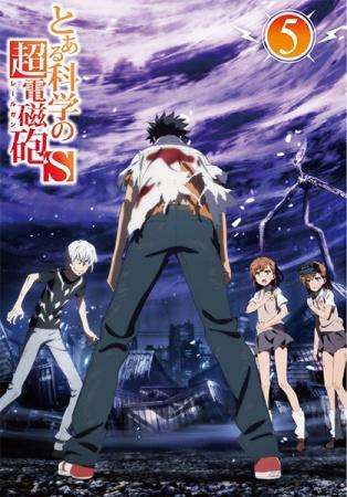 >To Aru Kagaku No Railgun S เรลกัน แฟ้มลับคดีวิทยาศาสตร์ (ภาค2) ตอนที่ 1-24+OVA พากย์ไทย