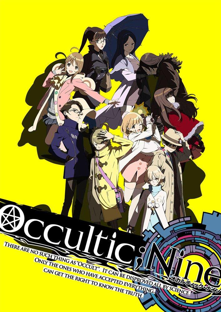 >Occultic;Nine ตอนที่ 1-12 ซับไทย