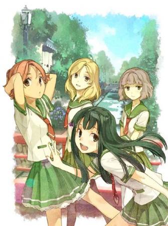 >Natsuiro Kiseki อัศจรรย์สีสันแห่งคิมหันต์ ตอนที่ 1-12+OVA ซับไทย