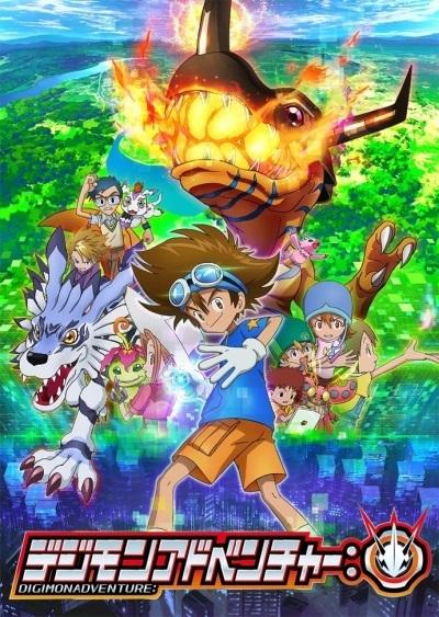>Digimon Adventure 2020 ตอนที่ 1-48 ซับไทย
