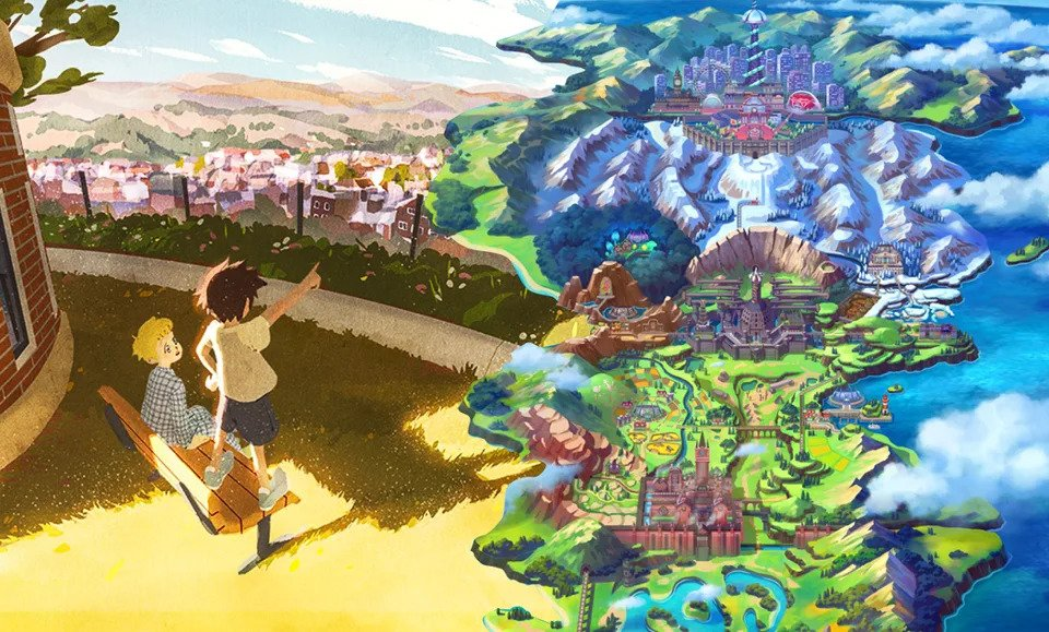 >Pokemon Sword and Shield Twilight Wings ตอนที่ 1-7 ซับไทย