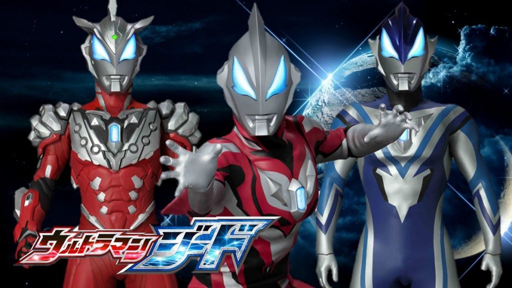 >Ultraman Geed อุลตร้าแมนจี้ด ตอนที่ 0-25 ซับไทย