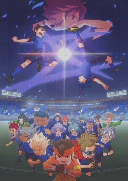>Inazuma Eleven Orion no Kokuin อินาสึมะอีเลฟเวน โอริออน โนะ โคคุอิน ซับไทย