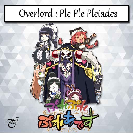 >Overlord: Ple Ple Pleiades Clementine Toubou-hen ตอนที่ 1-3 ซับไทย