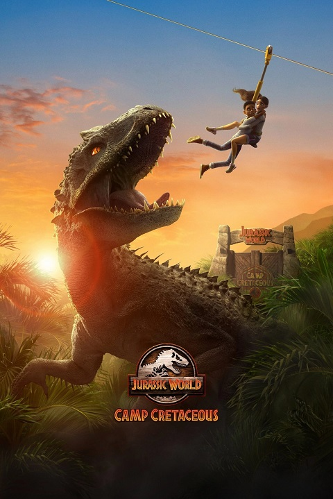 >Jurassic World Camp Cretaceous จูราสสิค เวิลด์ ค่ายครีเทเชียส ตอนที่ 1-8 พากย์ไทย