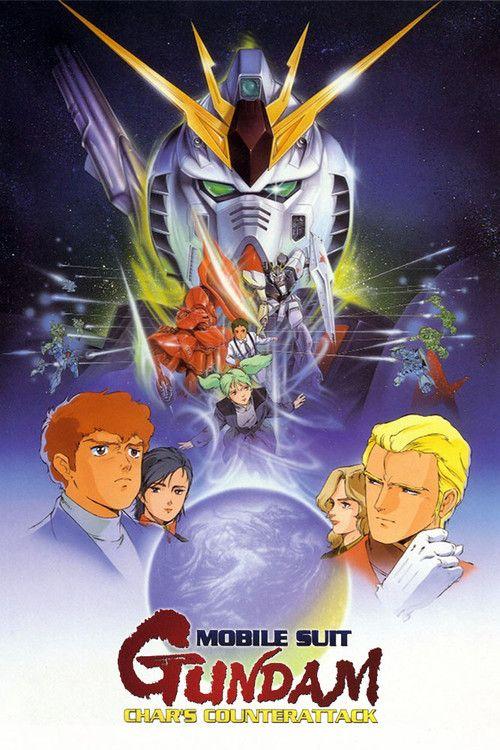 >Mobile Suit Gundam Char Counter Attack โมบิลสูทกันดั้ม ชาร์ เคาน์เตอร์ แอทแทค ซับไทย Movie