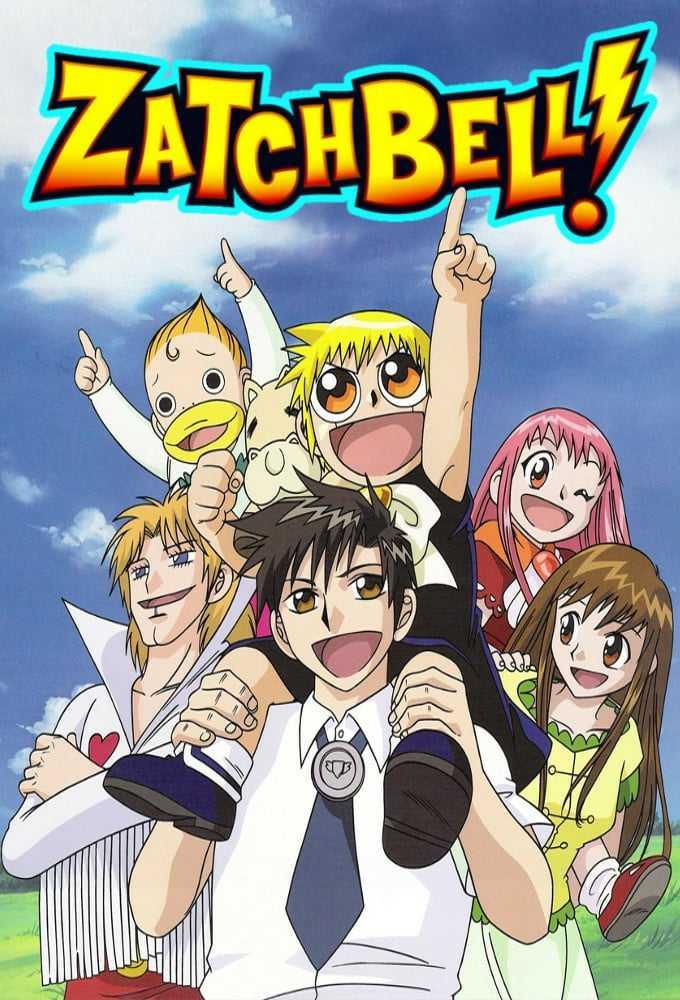 >Konjiki no Gash Bell กั๊ชเบลล์ ภาค1-2-3 ตอนที่ 1-150 พากย์ไทย