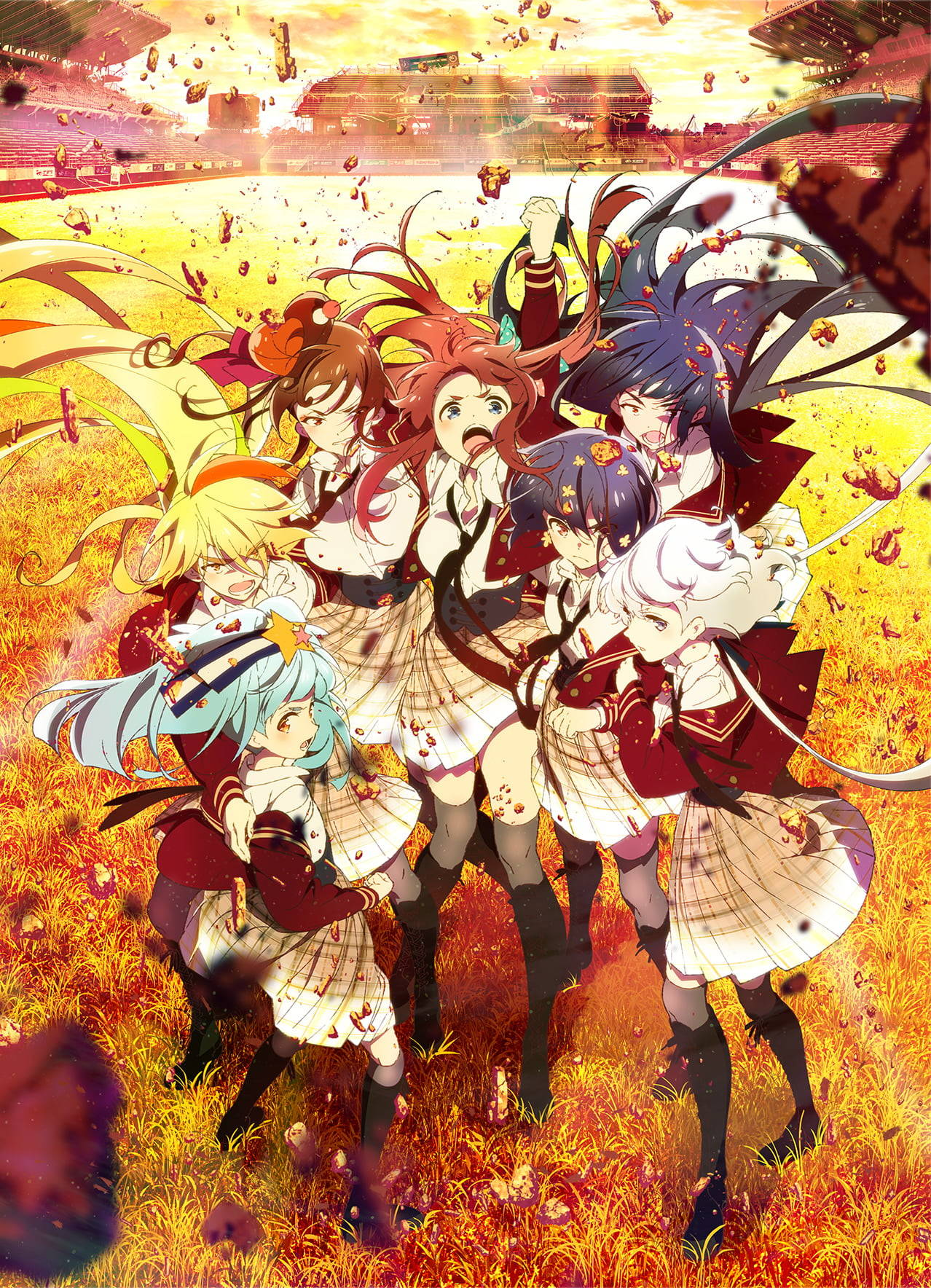Zombieland-Saga-Revenge-ภาค2-ซับไทย