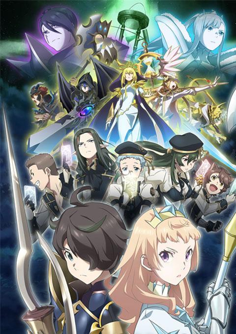 >Seven Knights Revolution: Eiyuu no Keishousha เซเว่นไนท์เรโวลูชั่น ผู้สืบทอดแห่งวีรชน ตอนที่ 1-7 ซับไทย