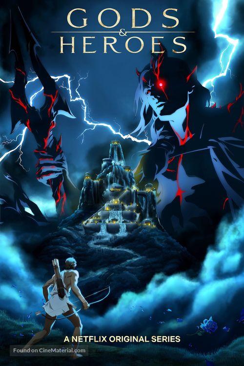 >Blood of Zeus มหาศึกโลหิตเทพ ตอนที่ 1-8 พากย์ไทย