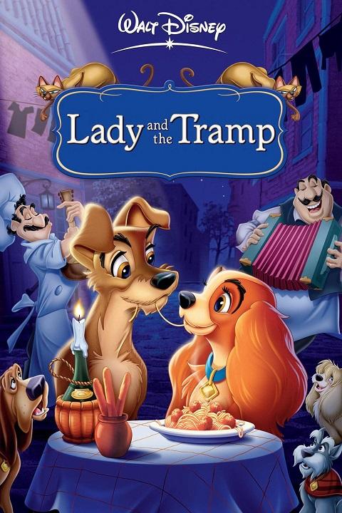 >Lady and the Tramp (1955) ทรามวัยกับไอ้ตูบ พากย์ไทย