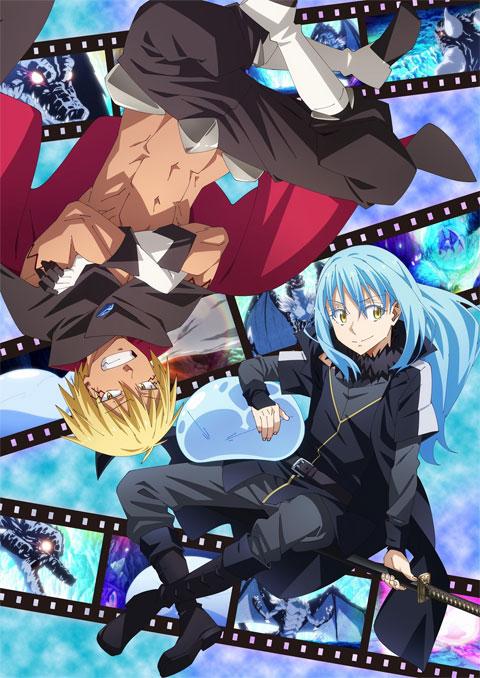 >Tensei Shitara Slime Datta Ken 2nd Season Part 2 ตอนที่ 1-12 ซับไทย