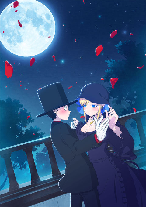 >Shinigami Bocchan to Kuro Maid คุณชายวิปริตกับเมดสาวรอบจัด ตอนที่ 1-3 ซับไทย