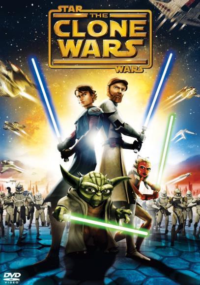 >Star Wars The Clones Wars 1 สตาร์ วอร์ส เดอะ โคลน วอร์ส ภาค1 ตอนที่ 1-22 พากย์ไทย