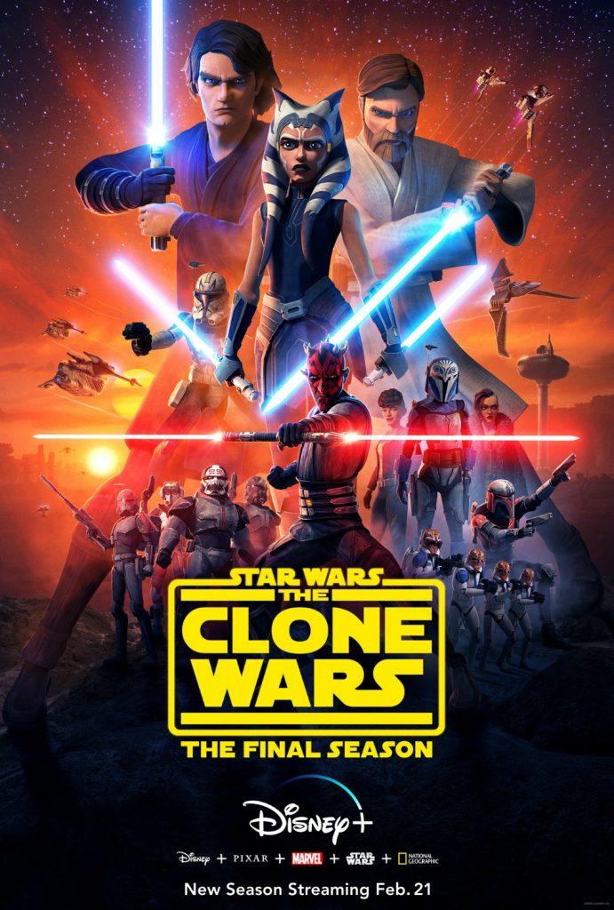 >Star Wars The Clones Wars 2 สตาร์ วอร์ส เดอะ โคลน วอร์ส ภาค2 ตอนที่ 1-22 พากย์ไทย
