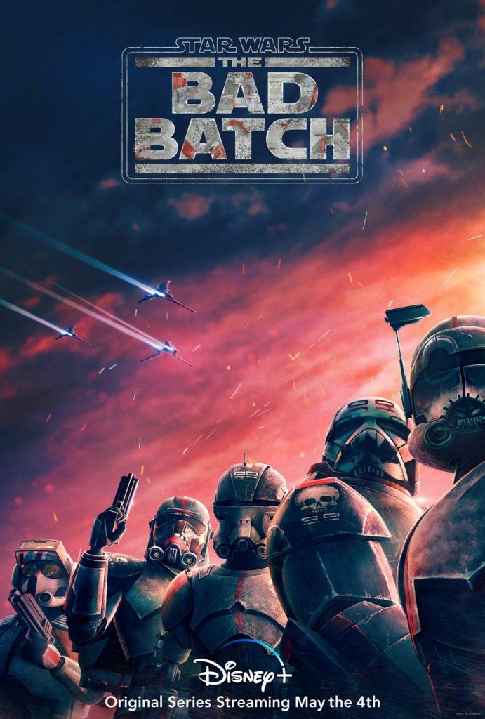 >Star Wars The Bad Batch สตาร์วอร์ ตอนที่ 1-16 พากย์ไทย