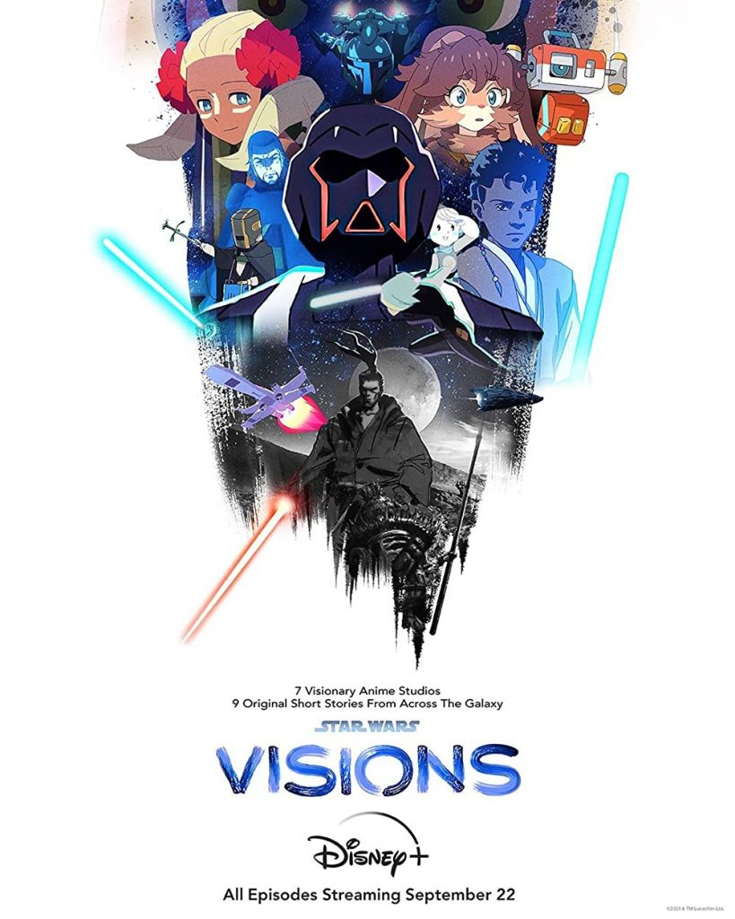 >Star Wars Visions ตอนที่ 1-9 พากย์ไทย